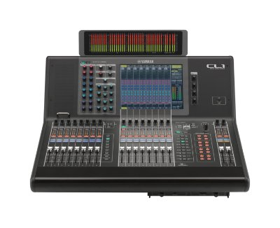 Míxer de áudio digital CL1 - Yamaha