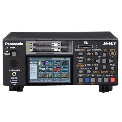 Gravador portátil AG-HPD24 - Panasonic