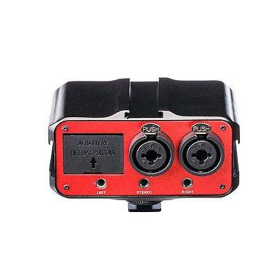 Adaptador de áudio XLR SR-PAX1- Saramonic