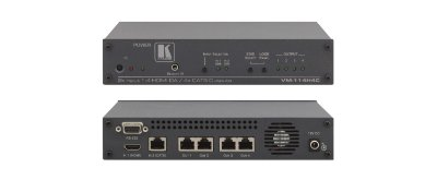 Distribuidor e Switcher VM-114H4C KRAMER