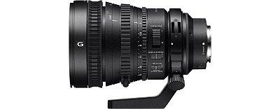 Lente SELP28135G FE PZ 28-135 mm F4 G OSS - Sony
