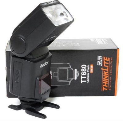 Flash Speedlite Godox TT680 ETTL - Greika