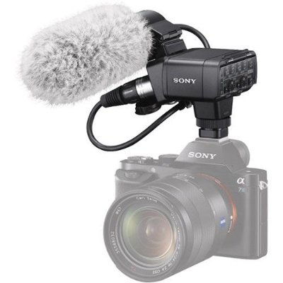 Kit XLR-K2M Adaptador XLR com microfone - Sony