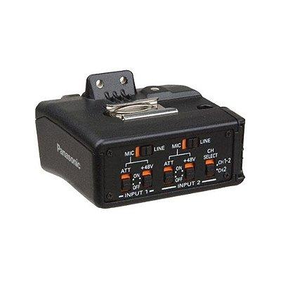 AG-MYA30G - Adaptador de Microfone XLR e Montagem para AG-HMC40 - Panasonic