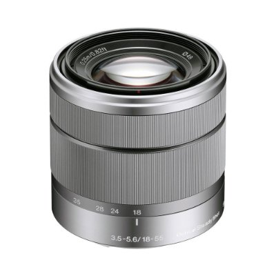 Lente Zoom E-Mount SEL 1855 18-55mm - Sony