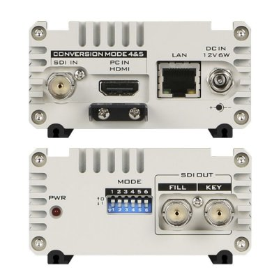Gerador de Caracteres Intermediário Turn Key Datavideo CG-300