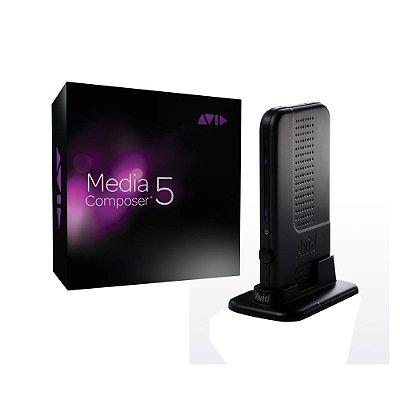 Media Composer (com Mojo SDI) - Avid