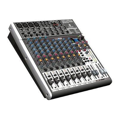 Mixer de Áudio USB XENYX X1622USB - Behringer