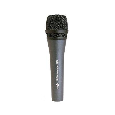 Microfone de mão E-835 - Sennheiser