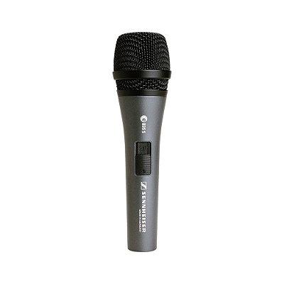 Microfone de mão E-835S - Sennheiser
