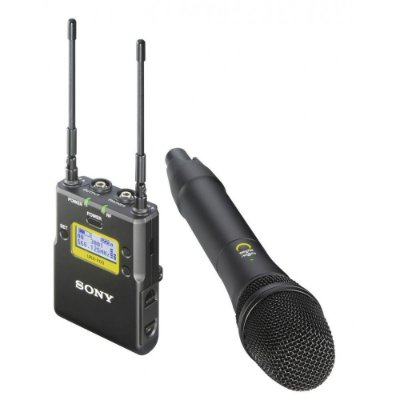 Microfone de mão sem fio UWP-D12 - sony