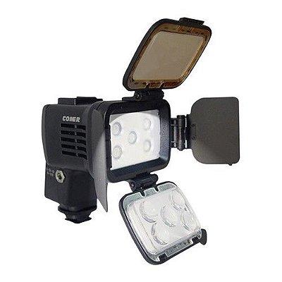 Iluminador de LED Comer CM-HMC900 (para panasonic)