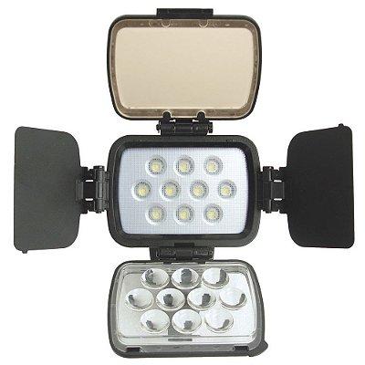 Iluminador de LED CM-HMC1800 (para linha panasonic VBG6) - Comer