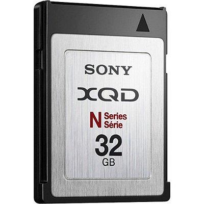 Cartão XQD 32GB Série N - Sony