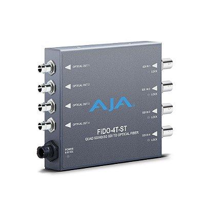 Miniconversor FiDO-4T-ST - AJA