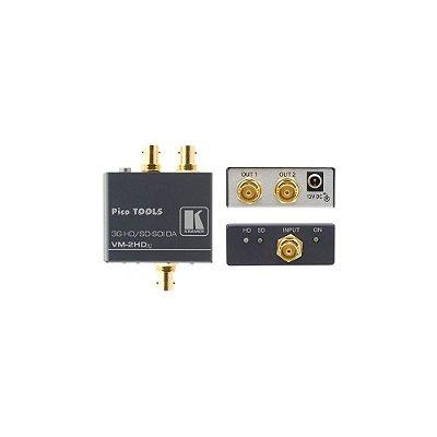 Amplificador de Distribuição 1:2 3G HD-SDI VM-2HDxl - Kramer
