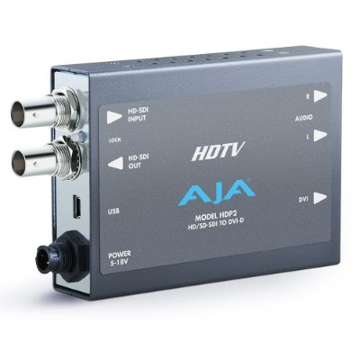Conversor HDP2 - AJA