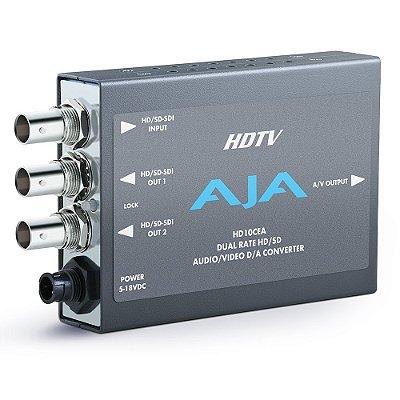 Conversor HD10CEA - AJA