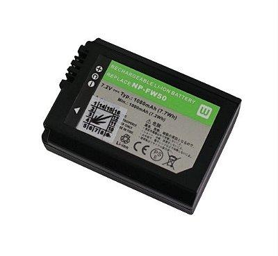 Bateria NP-FW50 Para Câmeras Sony A7S / A7M2 - Best Battery