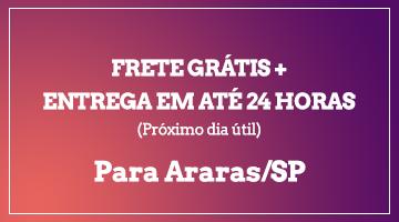 Banner Frete Grátis Araras