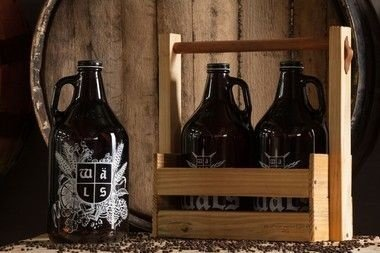 Kit Growlers