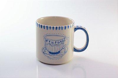 Caneca - Estampa xícara