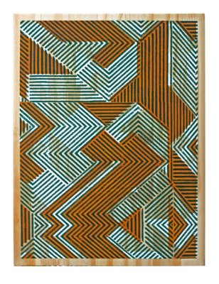 Serigrafia Xingú - A3