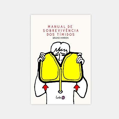 Livro -  Manual de Sobrevivência dos Tímidos