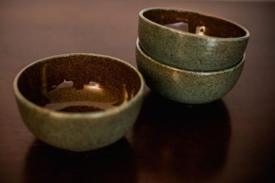 Conjunto Bowl Esmaltado Peq. - Trio