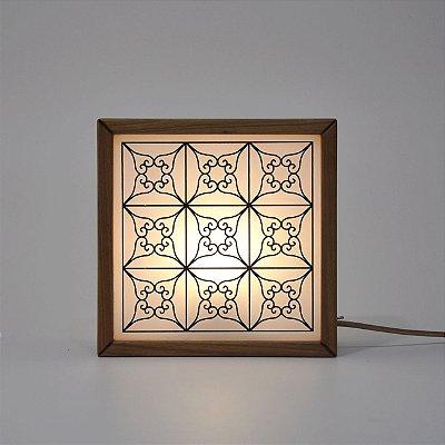 Luminária Horizontina - G