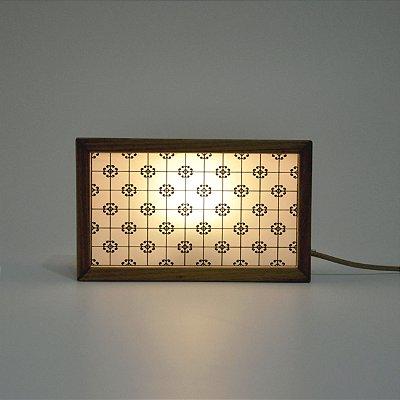 Luminária Horizontina - M