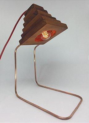Luminária Cobre 1