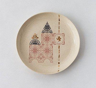 Prato PEQ - Coleção Castelos Imaginários TMCI2