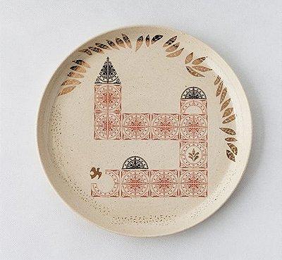 Prato Grande - Coleção Castelos Imaginários TMCI2