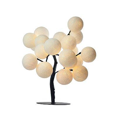 Arvores de luz - uma cor - várias opções