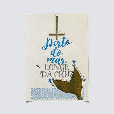 Poster Perto do Mar