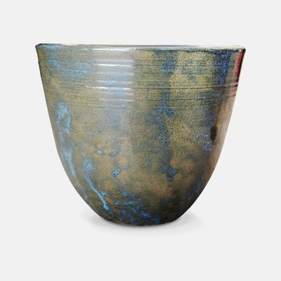 Vaso Cerâmica esmaltado