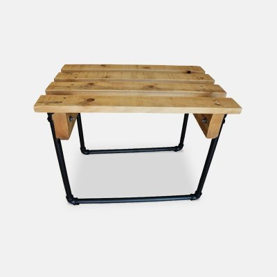 Mesa lateral/apoio Pallet