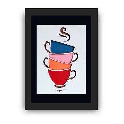 Quadro COFFEE / TEA