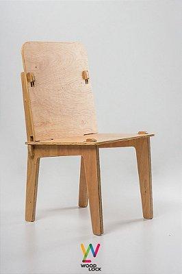 Cadeira Alfa - WoodLock Design