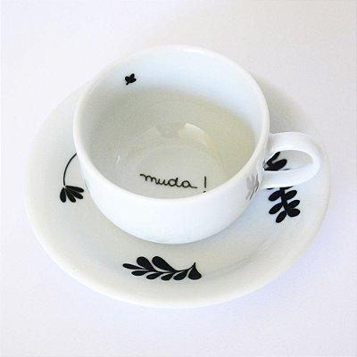Xícara de café CURA - dupla
