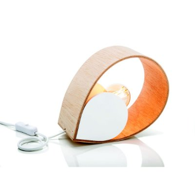 Luminária Orvalho - branca