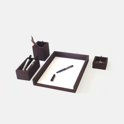 Kit Escritório 4 peças - simples