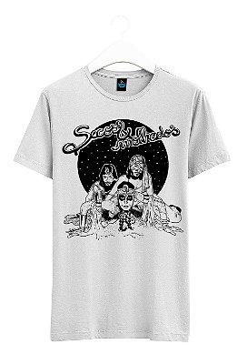 Camiseta Estampada Secos e Molhados