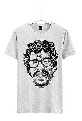 Camiseta Estampada Raul Seixas