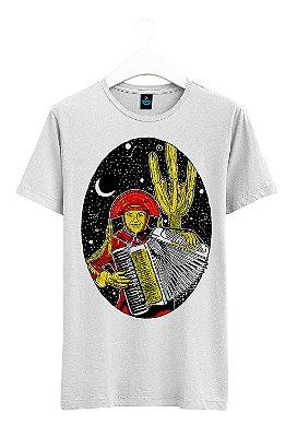 Camiseta Estampada Luiz Gonzaga