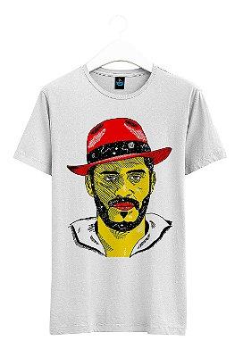 Camiseta Estampada Criolo