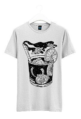 Camiseta Estampada Caipirinha