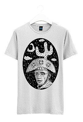 Camiseta Estampada Virgulino Lampião