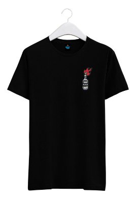 Camiseta Bordada Coquetel Molotov